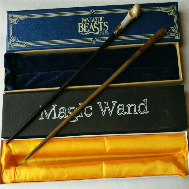 "Hot movie ""Fantastic Beasts And Where To Find Them"" cos protagonist's magic wand, hot sale"