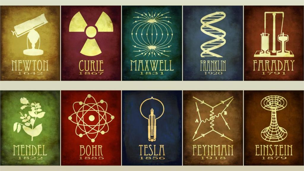 Science Education Poster Home Decor Canvas Printed 4 Sizes Free Shipping China Mainland