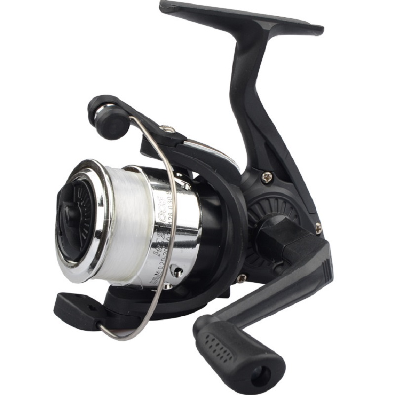 Image 4 - Fishing Wheel Spinning Reel Vessel Bait Casting Flying Fishing Trolling Spinning reels saltwater With Line Fishing Accessories-in Fishing Reels from Sports & Entertainment