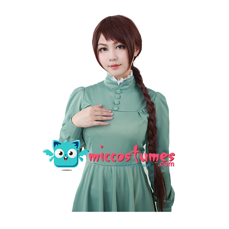 Synthetic Wig Howl s Moving Castle Sophie Cosplay Wig