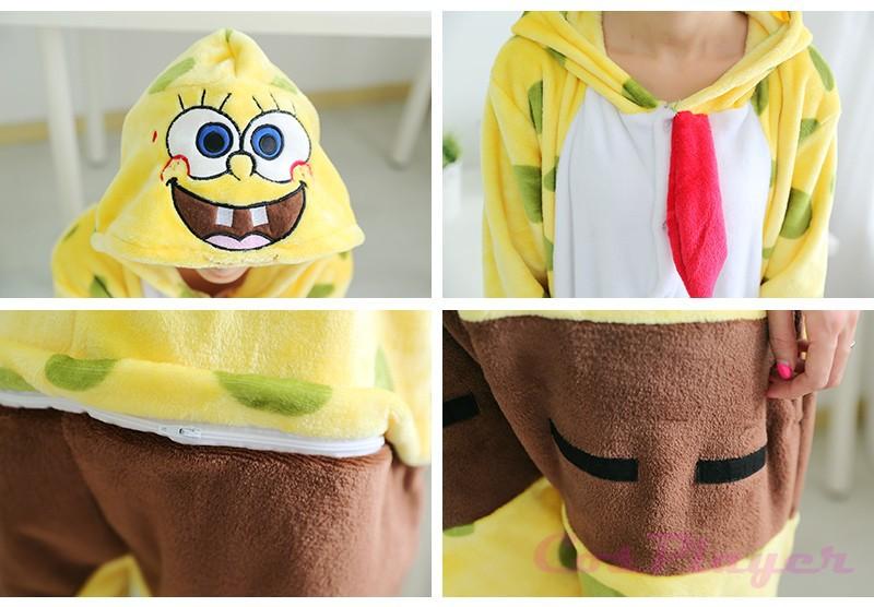 SpongeBob SquarePants pajamas