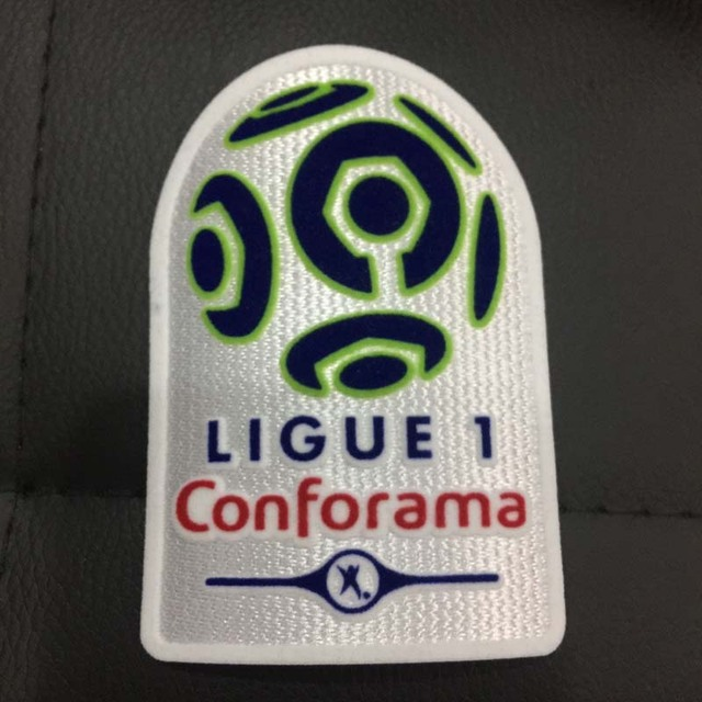 2017 2018 pour france ligue 1 de football patch belle - Ecusson monaco ...