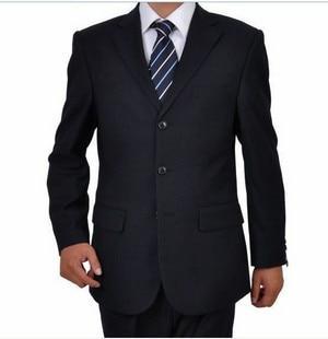 Ternos de trabalho uniformes de trabalhadores de colarinho branco fino outerwear