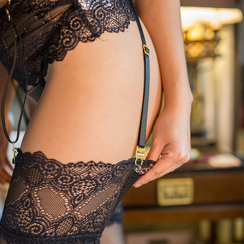 Lingerie garter belts erotica