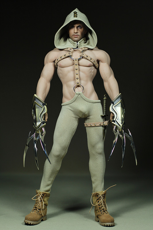 Mnotht Custom 1/6 Soul claw Male Solider Clothes Pants Hats For PH M30 M31 M32 M33 M34 Steel Body Figures L30 mnotht 1 6 scale male solider body model