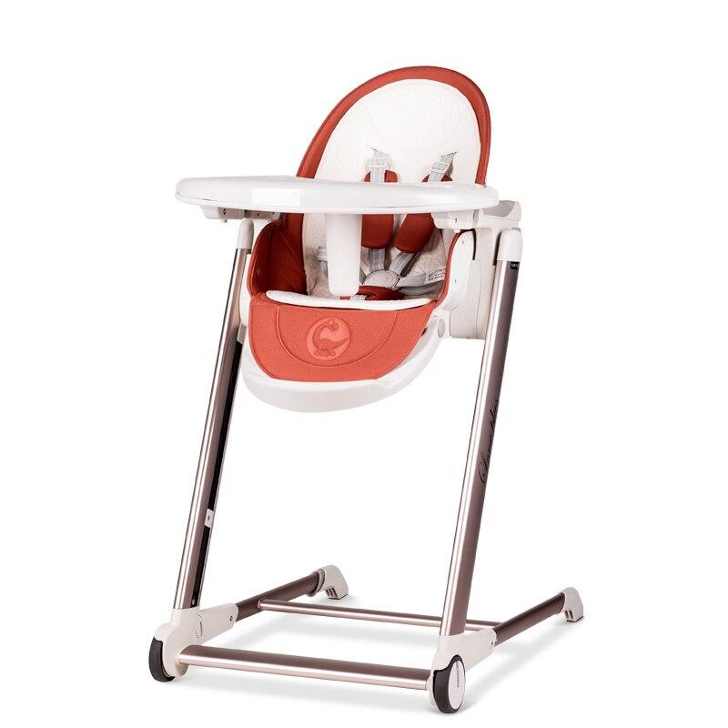 Babyruler Многофункциональный Детские стульчики для кормления Портативный складной стол, стул для маленьких сиденье