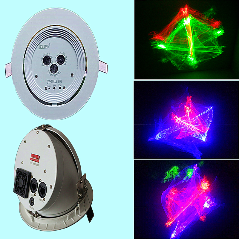 300mW Laser Light RGB 3 Colors Dream Grating Effect Laser Show System Ceiling Design DMX Stage Light For DJ Disco KTV Party new stage effect mini laser light red disco laser effect projector light show system equipment for dj party ktv
