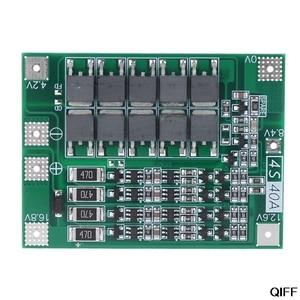 Балансирующая плата защиты 40А литий-ионных аккумуляторов 18650, плата защиты печатных плат, балансная зарядка BMS для модуля электродрели 3 июл...