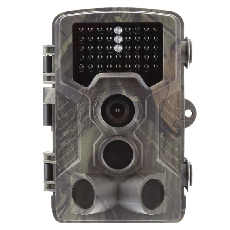 Caméra de sentier de chasse Full HD 12MP 1080 P vidéo caméra de Vision nocturne sauvage piège de détection infrarouge caméra de sentier IR piège extérieur