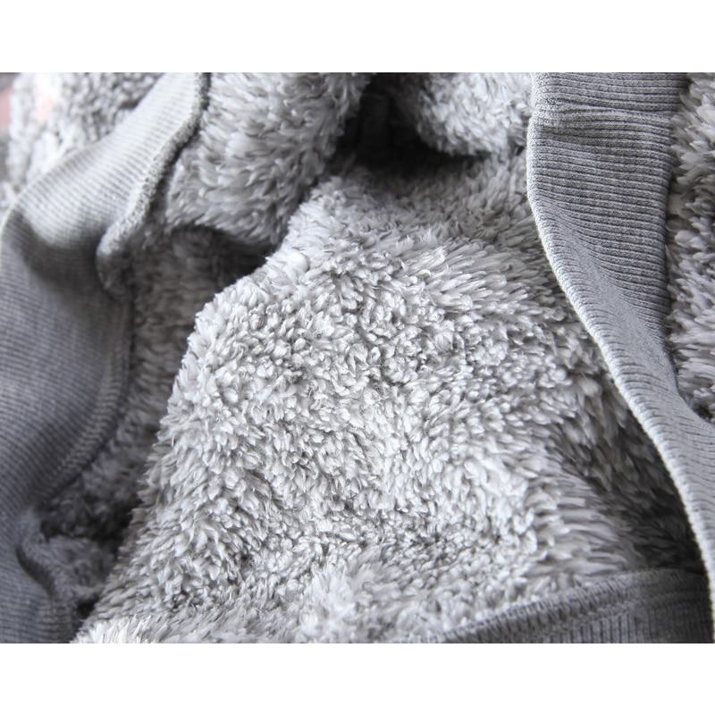 2019 Women Pyjamas Autumn Winter Thick Warm Sets Coral Velvet Suit Flannel Long Sleeve Female Cartoon Bear Animal Sleepwear in Pajama Sets from Underwear Sleepwears