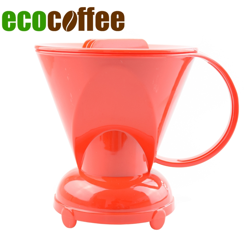 Eco Coffee 1PC Free Shipping Espresso Coffee Machine Coffee Drip V60 Cold Brewer