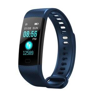 Image 4 - Smart Armbanden Sport Polsband Mens Smart Pols Klok Pedometre Horloge Hartslagmeter Voor Android 5.1 Voor IOS 8 Of boven