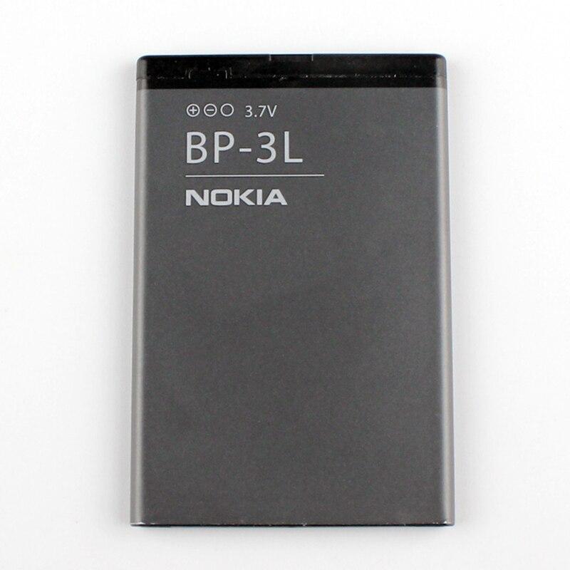 New Original Nokia BP-3L phone battery for Nokia Lumia 710 510 603 303 603 610 3030 505 610C 900 1300mAh