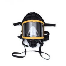 Hot Electric Supplied Air Fed Full Face Gas Mask Constant Flow Respirator System Device NK Shopping