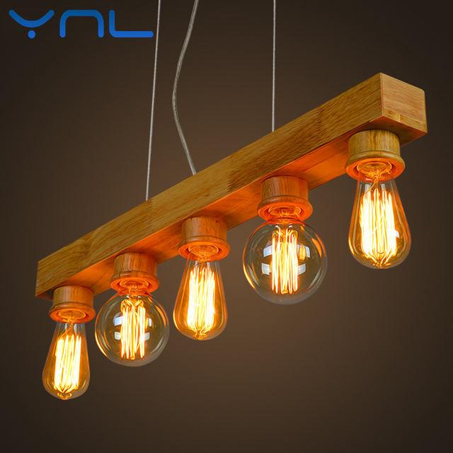 Vintage Edison Bulb E27 ST64 T10 T45 G80 G95 40W Pendant Lamp 220V Incandescent LED Lamp
