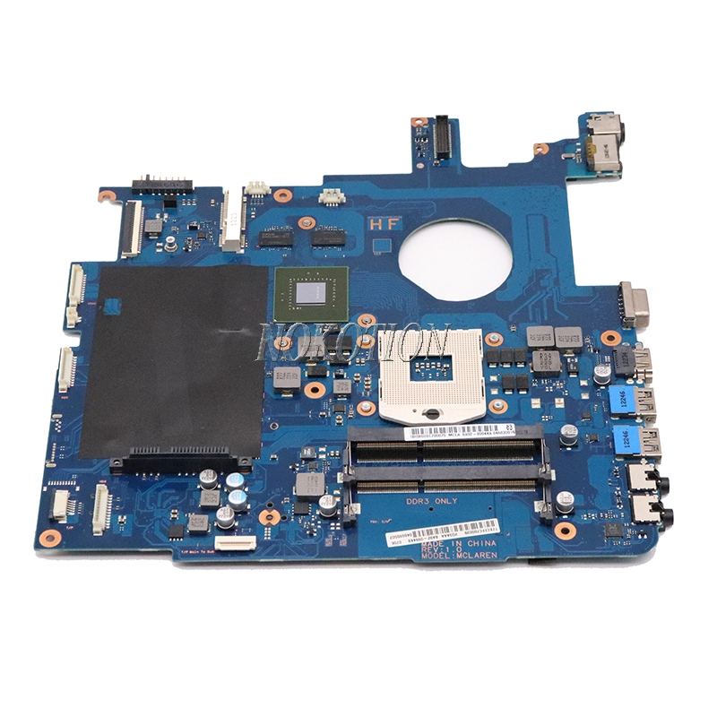 Image 2 - Nokotion BA92 09944A BA92 09944B For Samsung NP550P7C 17.3 inch Laptop motherboard NVIDIA GeForce GT 650M and Intel GMA HD 4000Motherboards   -