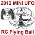 Frete grátis 3 CH 777 - 286 mini voador rc UFO bola, Controle remoto pequena bola espaço com giroscópio FSWB