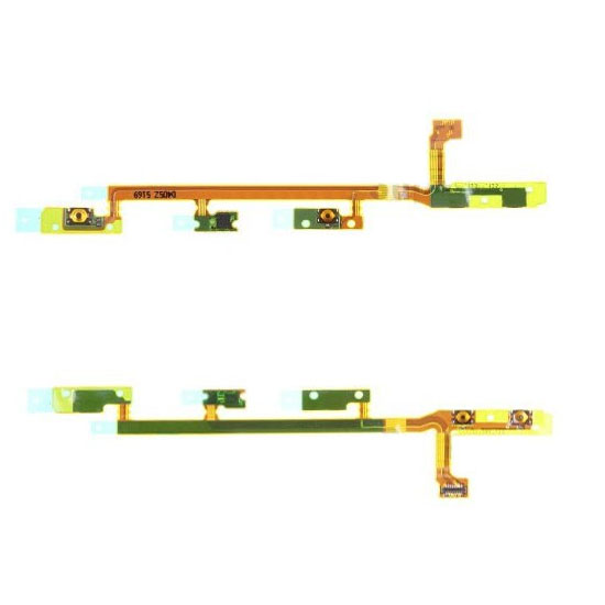Genuine New Power Swtich On Off Volume Up Down Button Keypad W/ Camera Control Flex Cable for Nokia Lumia 1020 Replacement Parts