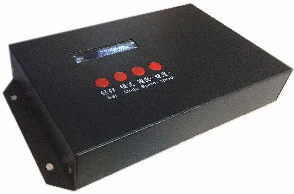 TJZK-V2 Оффлайн плеер для DMX512 использование контроллера для T300K T500K T200K привело контроллера, чтобы играть рекламы анимационный фильм