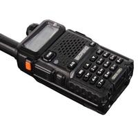 dual band vhf uhf Baofeng DM-5R מכשיר הקשר Dual Band HAM CB רדיו 2 Way נייד משדר VHF UHF UV 5R DMR סטריאו Communicator רדיו (3)