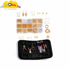 Handmade Resin Jewelry Tools with Plies and Scissor Beading Tool Kit Jewelry Making DIY Tools Package Equipment Finding Set