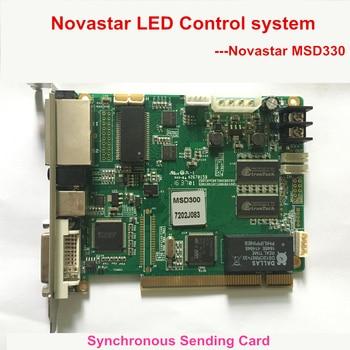NovastarMSD300 synchronous sending card widly use for P1.667/P1.875/P1.904/P1.923/P2/P2.5/P3/P4/P5/P6/P7.62/P8/P10 led screen фото