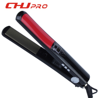 Professional Ceramic Digital LCD Hair Straightening With MCH Heater Straightener Flat Iron Hot Selling Wholesale