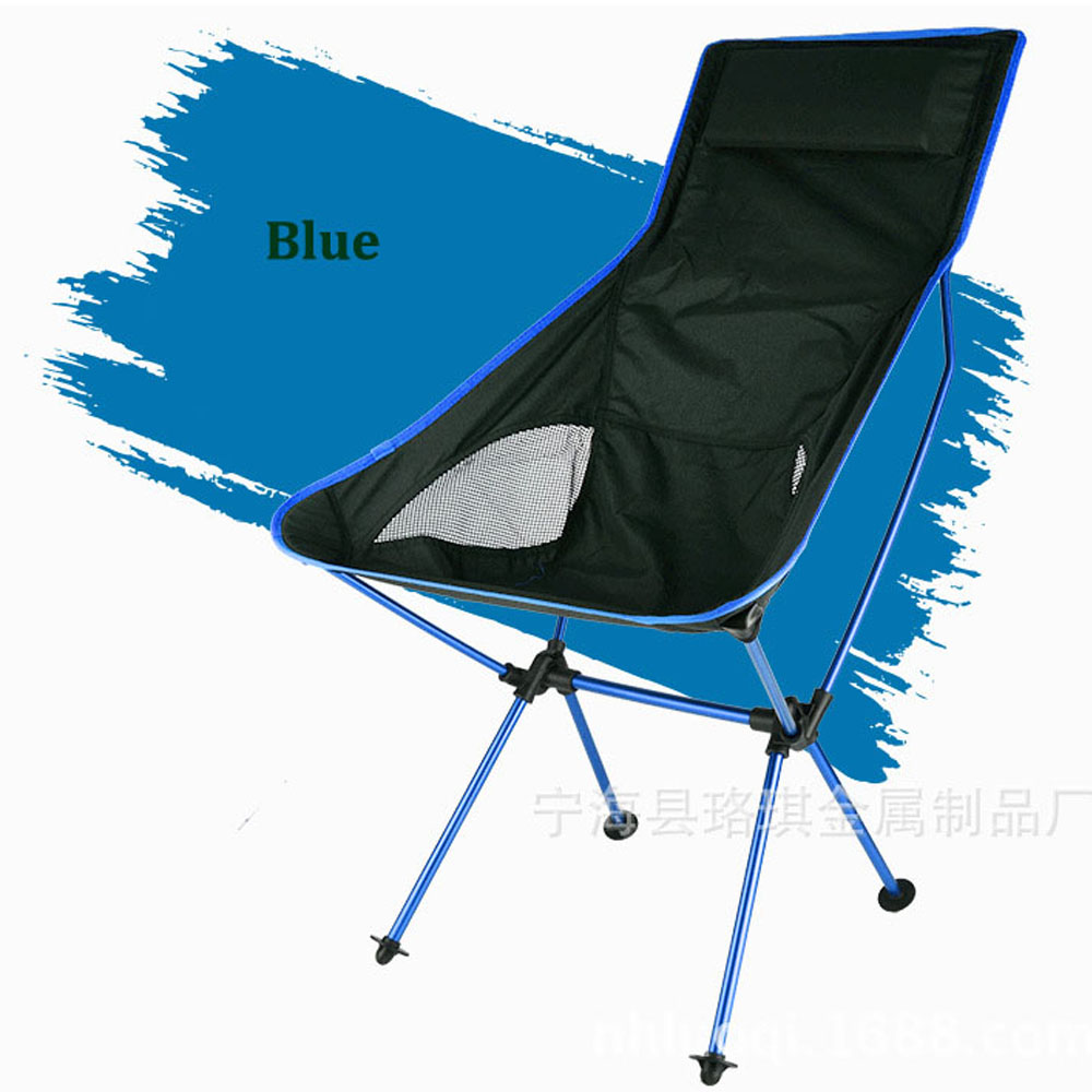 Modern Outdoor or Indoor Camping Chair for Picnic fishing chairs - Furniture - Photo 4