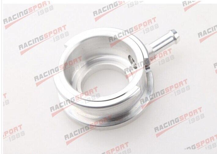 Weld On Radiator Filler Neck Billet Aluminum Opening ID 1 1/4 Overflow ...