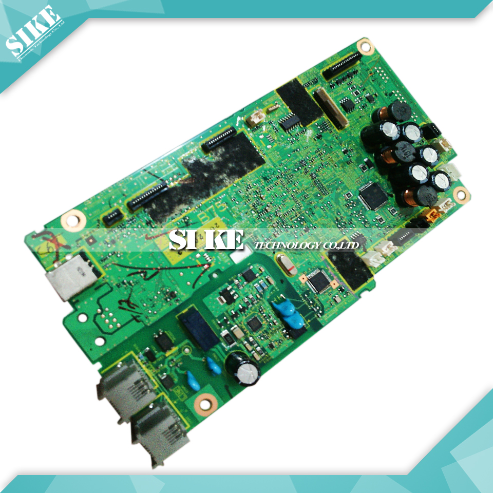 Logic Main Board For Canon E608 E 608 Formatter Board Mainboard formatter pca assy formatter board logic main board mainboard mother board for hp m775 m775dn m775f m775z m775z ce396 60001