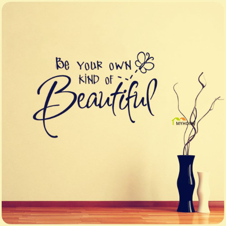 97+ Quotes About Home Decor - Kiss Me Under The Light Wall Decals ...
