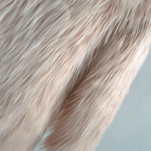 Image 5 - Hairy Long Style Faux Fur Coat Winter Fluffy Thicken Warmer Hoodie Hooded Coat Chic Outerwear Overcoat Trenchcoats