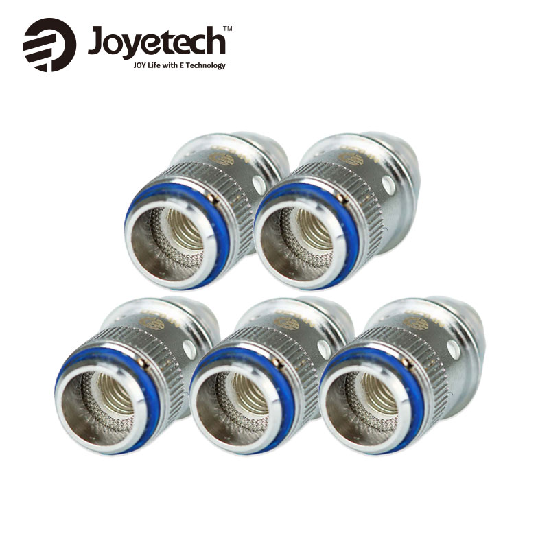 5pc Original Joyetech eGo One VT Atomizer Coil Ni 0.25ohm Electronic Cigarette Evaporizers Coil Head 0.25ohm for ego one tank original joyetech ego aio vape kit with 1500mah battery