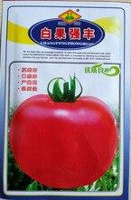 ( Минимальный $ 5 ) 1 пакет 300 + шт большие красный томат семена органический фрукт семена