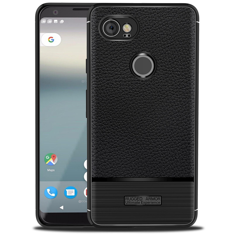 Luxury Brand thin tpu case For Google pixel 2 XL back cover...