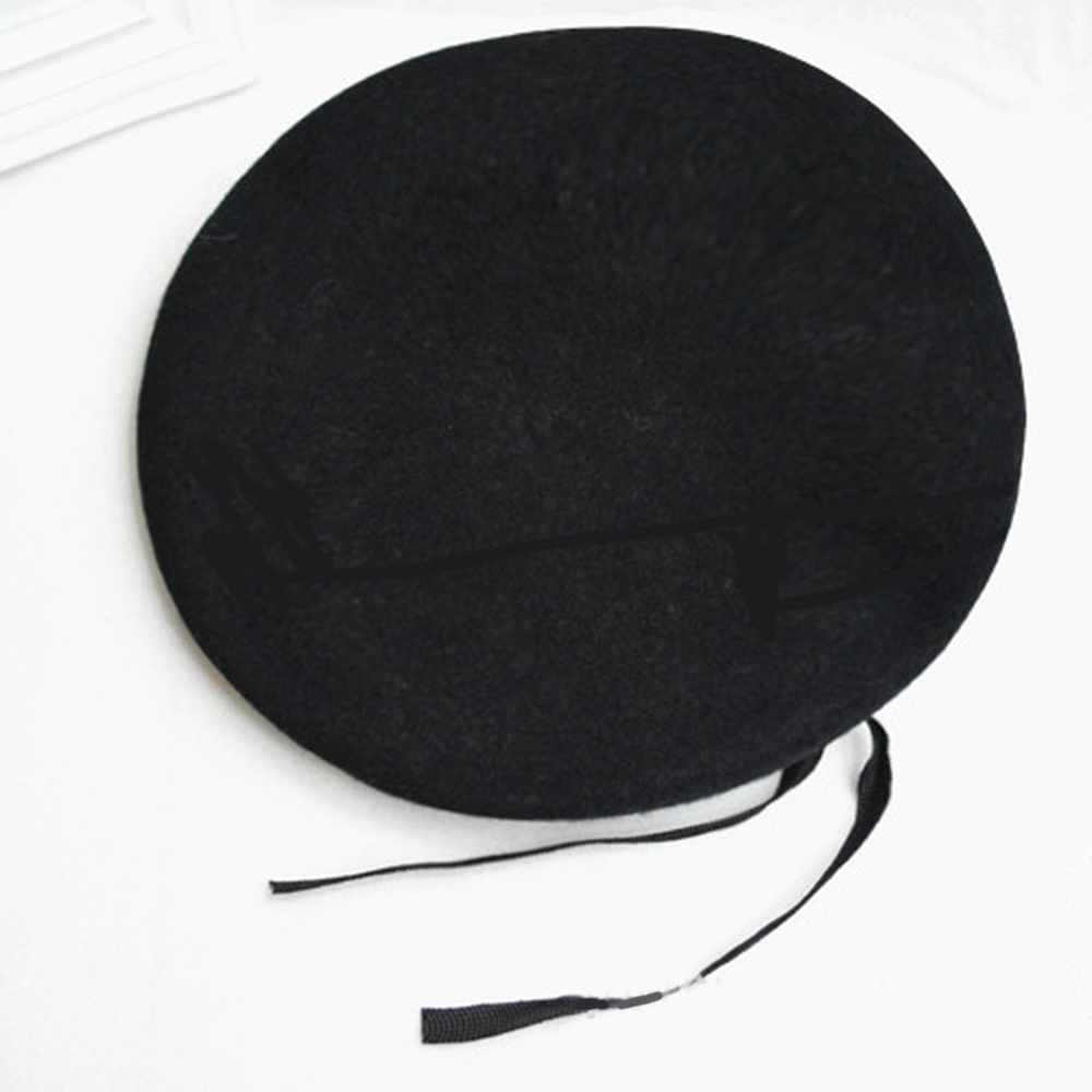 f006bc8cf2a 2017 Men and Women Outdoor Breathable Pure Wool Beret Hats Caps Special  Forces Soldiers Death Squads Military Training Camp Hat-in Berets from  Apparel ...