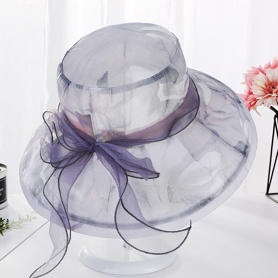 c0541cdb86f Buy organza hat and get free shipping on AliExpress.com