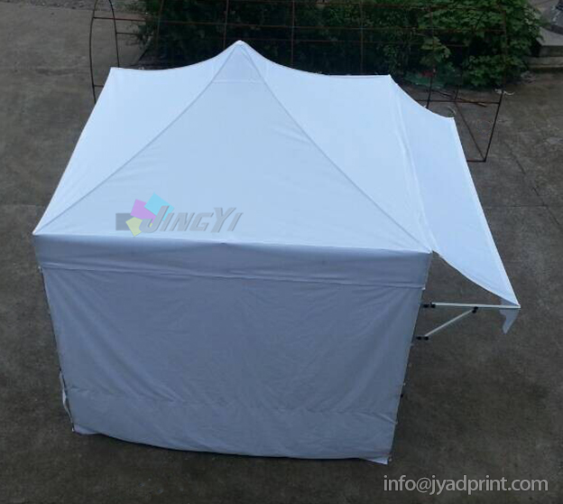 Full Color Heat Transfer Print Aluminum Aolly Tent with - Garden Supplies