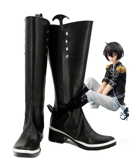 Ensemble Stars Izumi Sena Cosplay Shoes Boots Custom Made
