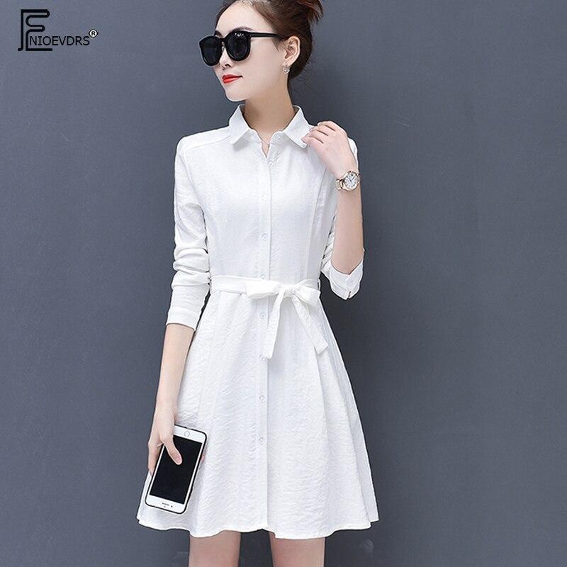3d97277665 Detail Feedback Questions about Cute Sweet Dresses New 2018 Spring Autumn Korean  Design Casual Ladies Temperament Sunburst A Line Pink White One piece Dress  ...