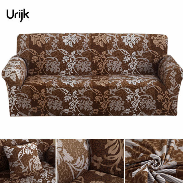 Urijk Home Office Sofa Covers Cushion Case Seater Cover Stretch Furniture For Sofas