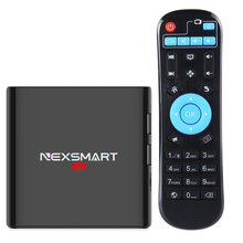 Nexsmart Penta Core GPU Smart Android 5.1 Smart Tv Box 1GB RAM 8GB ROM WiFi 4K H.265 HDMI DLNA AirPlay Kodi 16.1 Media Player