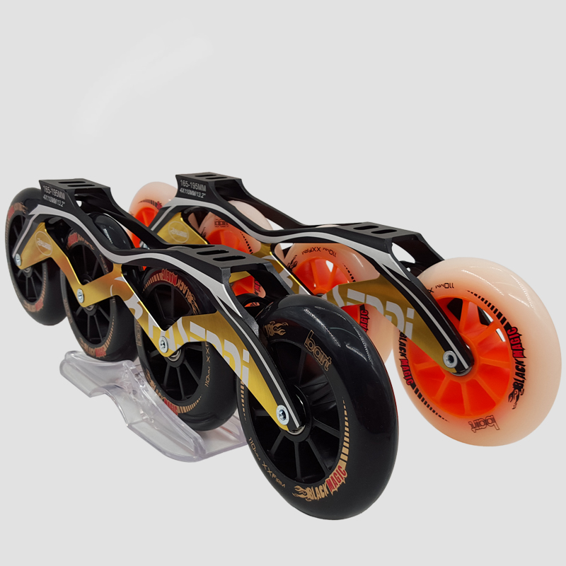 Professional Speed Skate Frame Wheels Adults Child Inline Skating Shoes Roller Skates High elastic and high wear resistant wheel professional adults inline speed skates shoes heelys roller skate carl speed skate patins roller skate