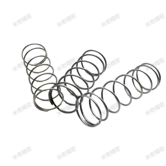 10pcs Stainless Steel Round Wire Compression Spring Uymq5 Misumi