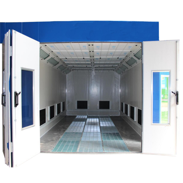 Hot Sale Car Painting Chamber Automotive Paint Spray Booth Oven In