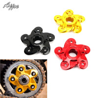Motorcycle Rear Sprocket Cover For Ducati Hypermotard 796/821/939/SP821/SP939 Hyperstrada 821/939 Red