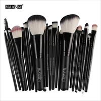New Pro 22Pcs Cosmetic Makeup Brushes Set Blush Powder Foundation Eyeshadow Eyebrow Eyeliner Lip Make Up