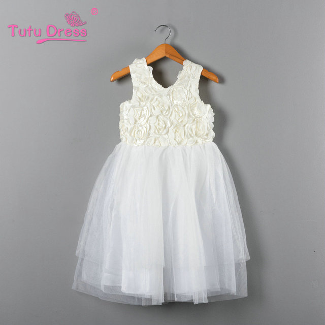 a2555127682 Brand Baby Girl Clothes Kids Toddler Girl Birthday Outfit Costume Children  Graduation Gowns Formal Teenage Girls