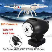 Wi-fi Câmera FPV HD Kamera Transmissão Em Tempo Real Para Syma X8W X8HC X8HW RC Zangão