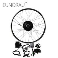 Бесплатная доставка 48 В 500 Вт 8fun Bafang бесщеточный Шестерни концентратор мотор переднего колеса Электрический велосипед Conversion Kit Ebike